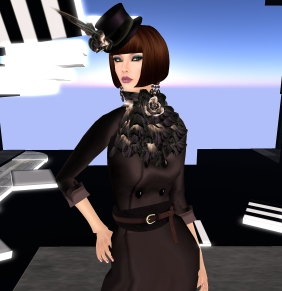 BLVD Model - Kay Fairey
