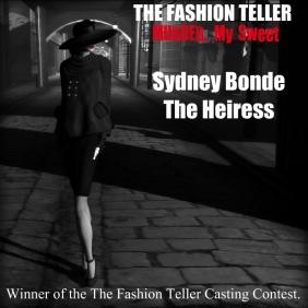 Sydney Bonde winner