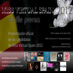 MV Spain - Invitation _ Official  Presentation