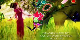 INVITATION_ THE ASHRAYA PROJECT KICK-OFF EVENT