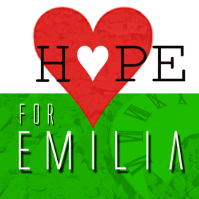 HOPE FOR EMILIA LOGO