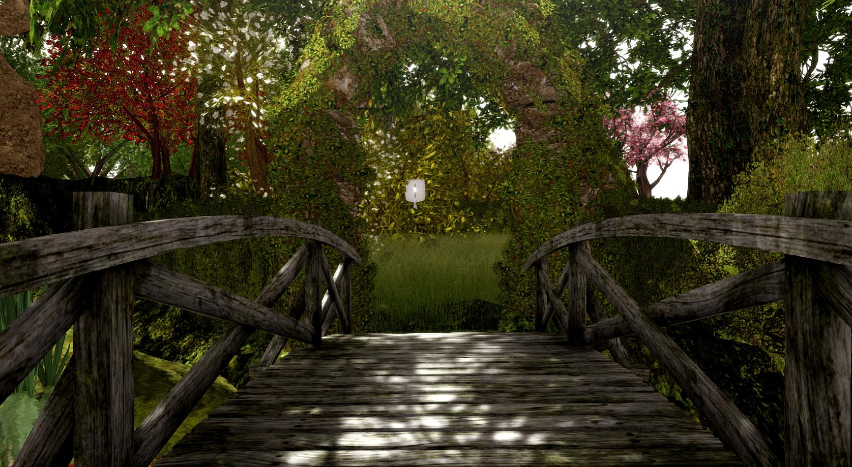The Secret Garden. | Love to Decorate