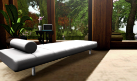 Lounger from ARIA